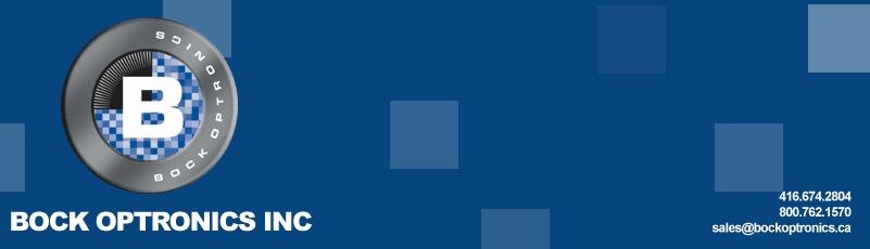 Bock Optronics | Knowledge  Experience  Comprehensive